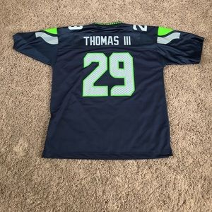 Seattle Seahawks Earl Thomas III Jersey